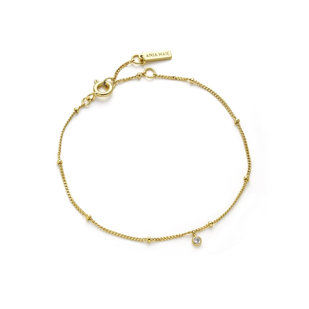 Ania Haie Touch Of Sparkle Chain Bracelet Bracelets From David