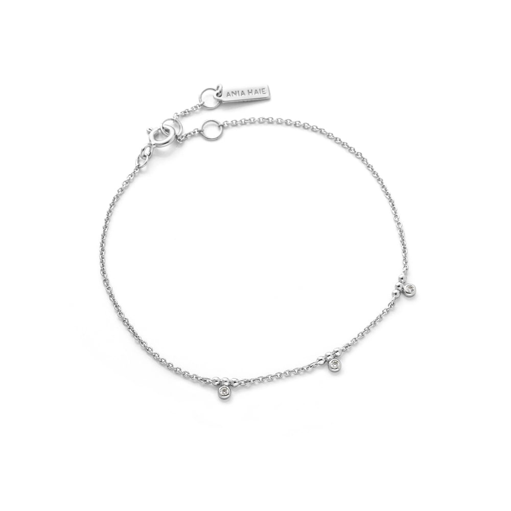 Ania Haie Touch Of Sparkle Stud Bracelet Bracelets From David