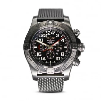 Breitling Super Avenger Military Watch No.224 of 500 - M2233010