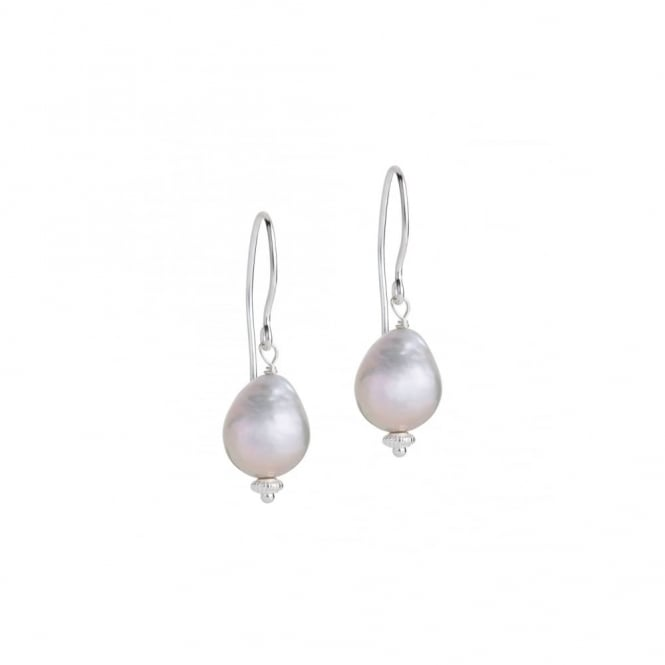 Claudia Bradby Margarita Pearl Drop Earrings