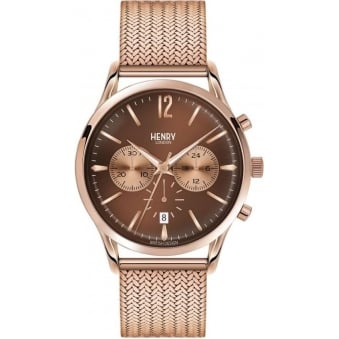 Henry London Men's Harrow Chronograph Watch