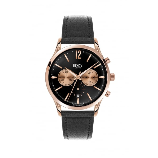 Henry London Men's Richmond Chronograph Watch