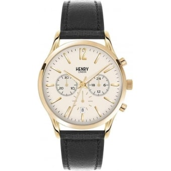 Henry London Mens Westminster Chronograph Watch