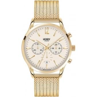 Henry London Men's Westminster Chronograph Watch