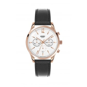 Henry London Unisex Richmond Chronograph Watch