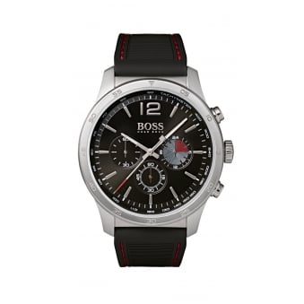 Hugo Boss The Professional Mens Chronograph Steel Watch
