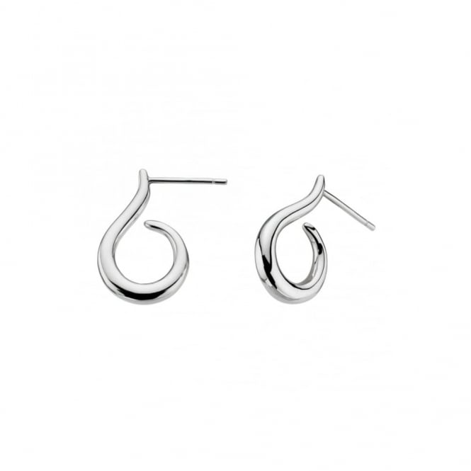 Kit Heath Allure Round Hoop Earrings