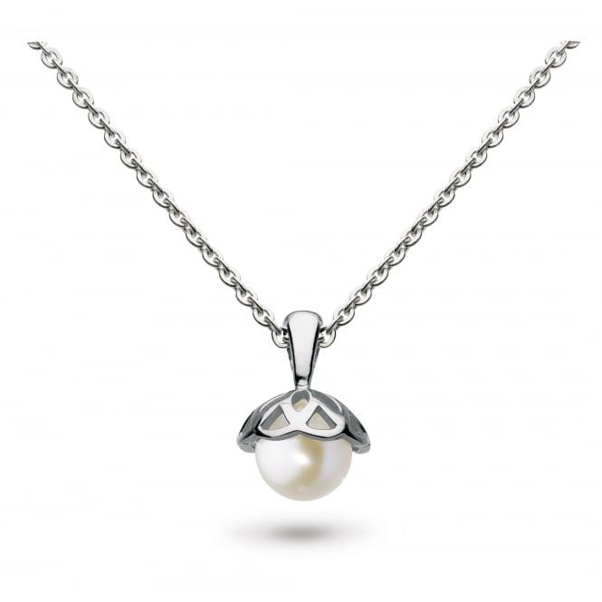 Kit Heath Arabesque Marilyn Pearl Necklace