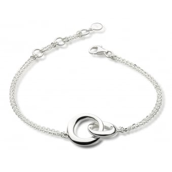 Kit Heath Bevel Cirque Double Link Bracelet