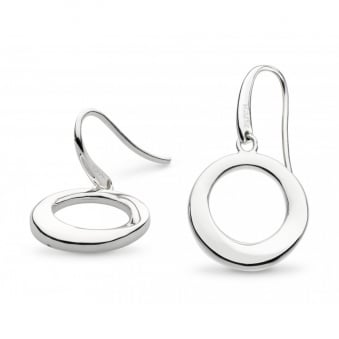 Kit Heath Bevel Cirque Drop Earrings