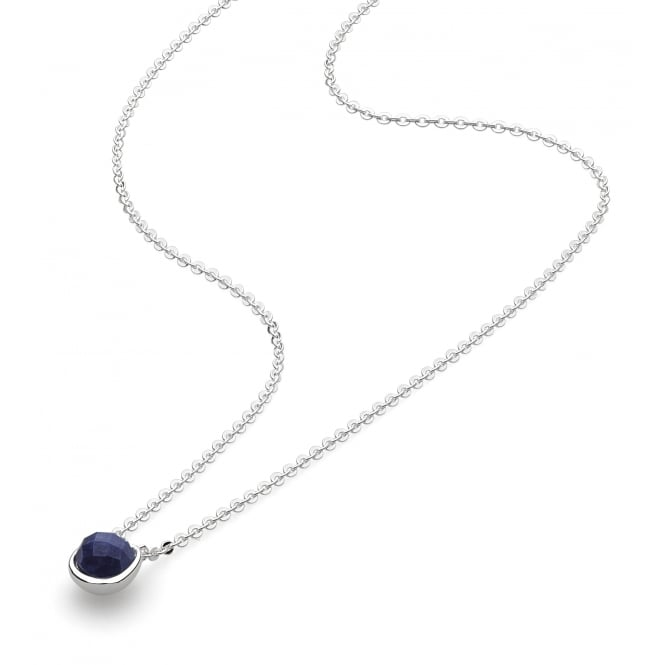Kit Heath Coast Pebble Mini Lapis Lazuli Necklace