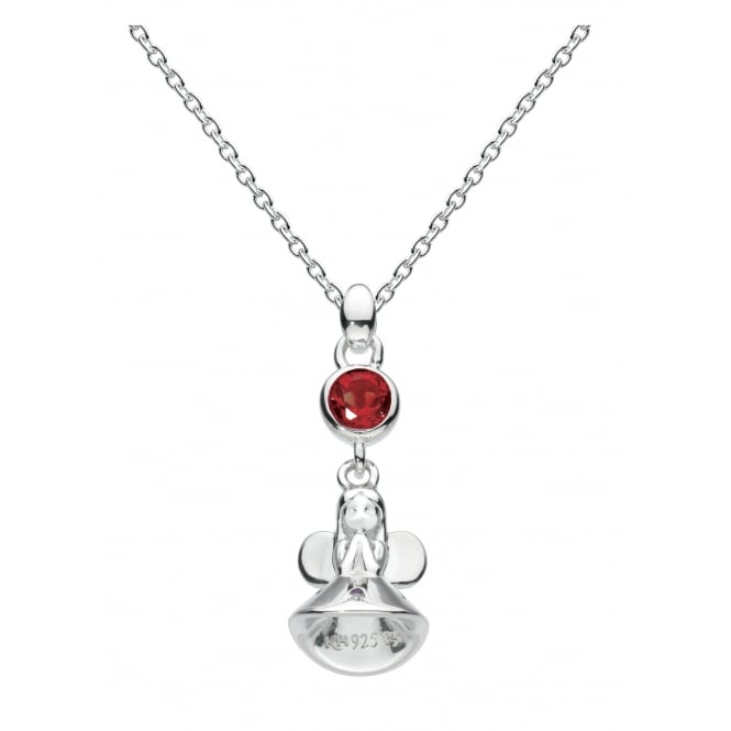 Kit Heath for Girls Fairy Birthstone Necklace - July