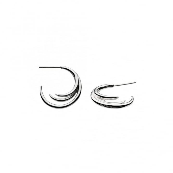 Kit Heath Helix Wrap Hoop Earrings