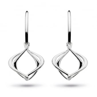 Kit Heath Infinity Alicia Small Drop Earrings