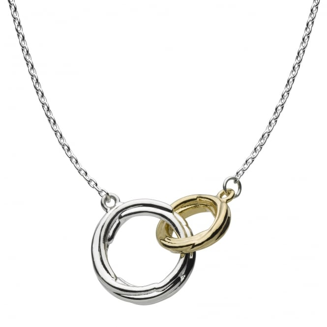 Kit Heath Infinity Coco Link Gold Plated Necklace