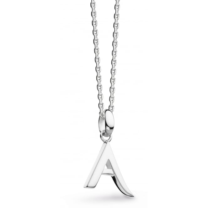 Kit Heath Initial 'A' Necklace
