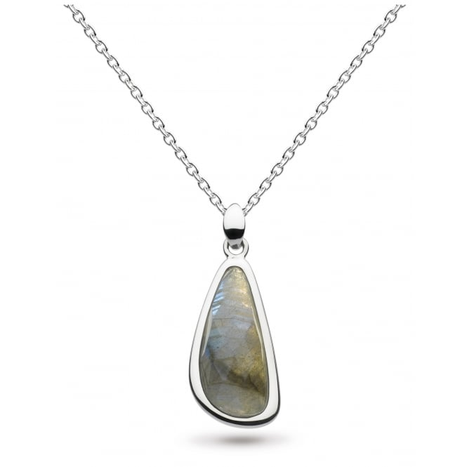 Kit Heath Pebble Coast Labradorite Necklace