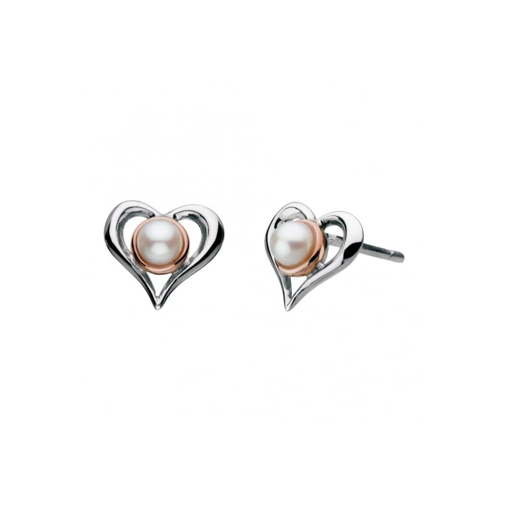 traveling dune for gifts heart her jewelry stud earrings