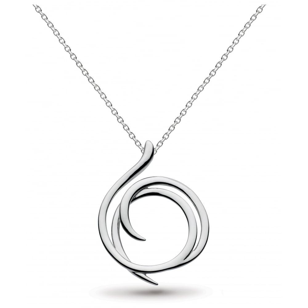 Kit Heath Twine Helix Wrap Necklace HtU0j