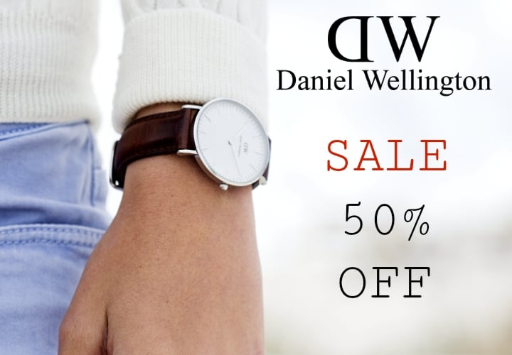 Daniel Wellington Sale Small
