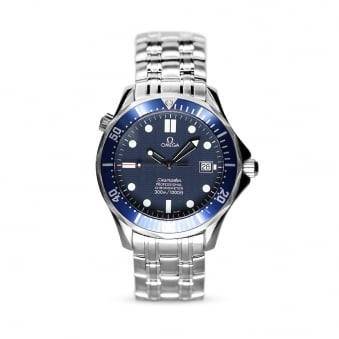 Omega Seamaster Automatic Steel Mens Watch 168.1623