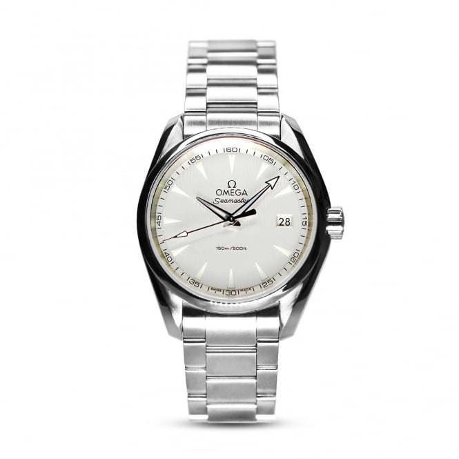 Mens Rubber Wedding Bands >> Omega Seamaster Stainless Steel Mens Watch - Watches from ...