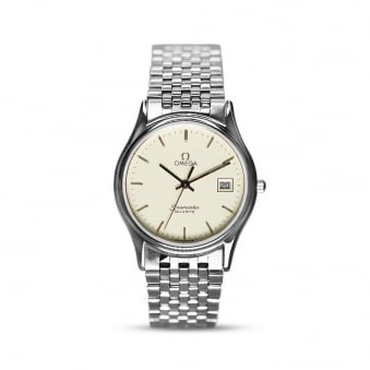 Omega Seamaster - Stainless Steel