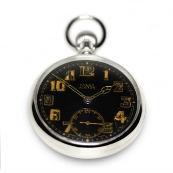Rolex Military Pocket Watch G.S.MK.II