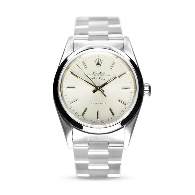 Rolex Oyster Perpetual Air King Steel 14000M