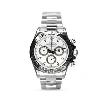Rolex Oyster Perpetual Cosmograph Daytona Steel 116520