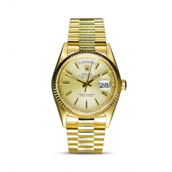Rolex Oyster Perpetual Day Date Presidental 18038