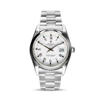 Rolex Oyster Perpetual Stainless Steel Date 15200
