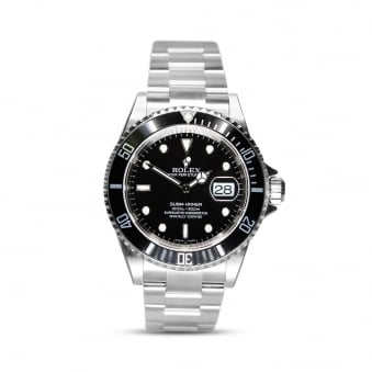 Rolex Oyster Perpetual Stainless Steel Submariner-Date 16610