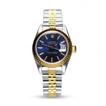Rolex Oyster Perpetual Steel & Yellow Gold Datejust 69173