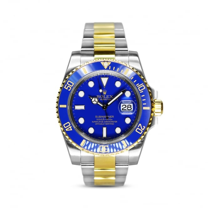 Rolex Oyster Perpetual Steel & Yellow Gold Submariner 116613LB