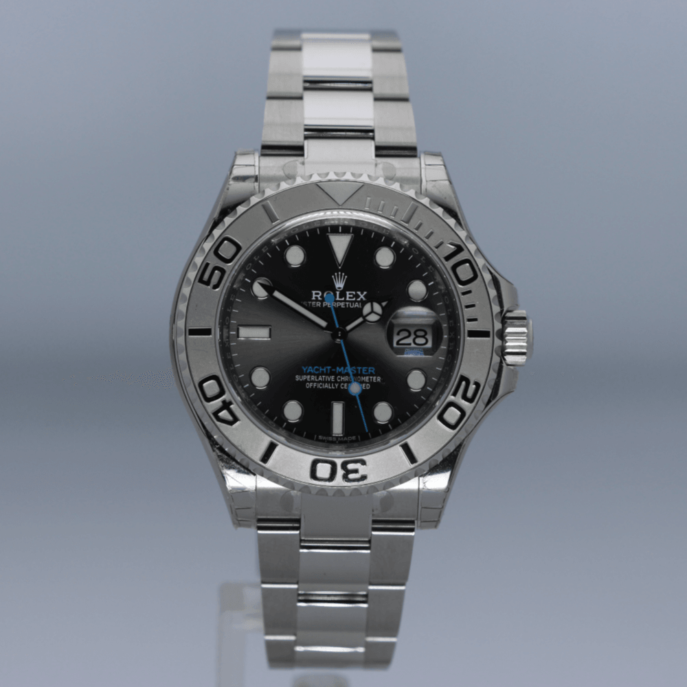 Oyster Perpetual Yacht Master Steel Gents Watch 116622