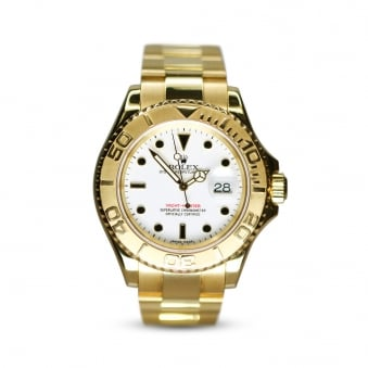 Rolex Oyster Perpetual Yellow Gold Yacht-Master 16628