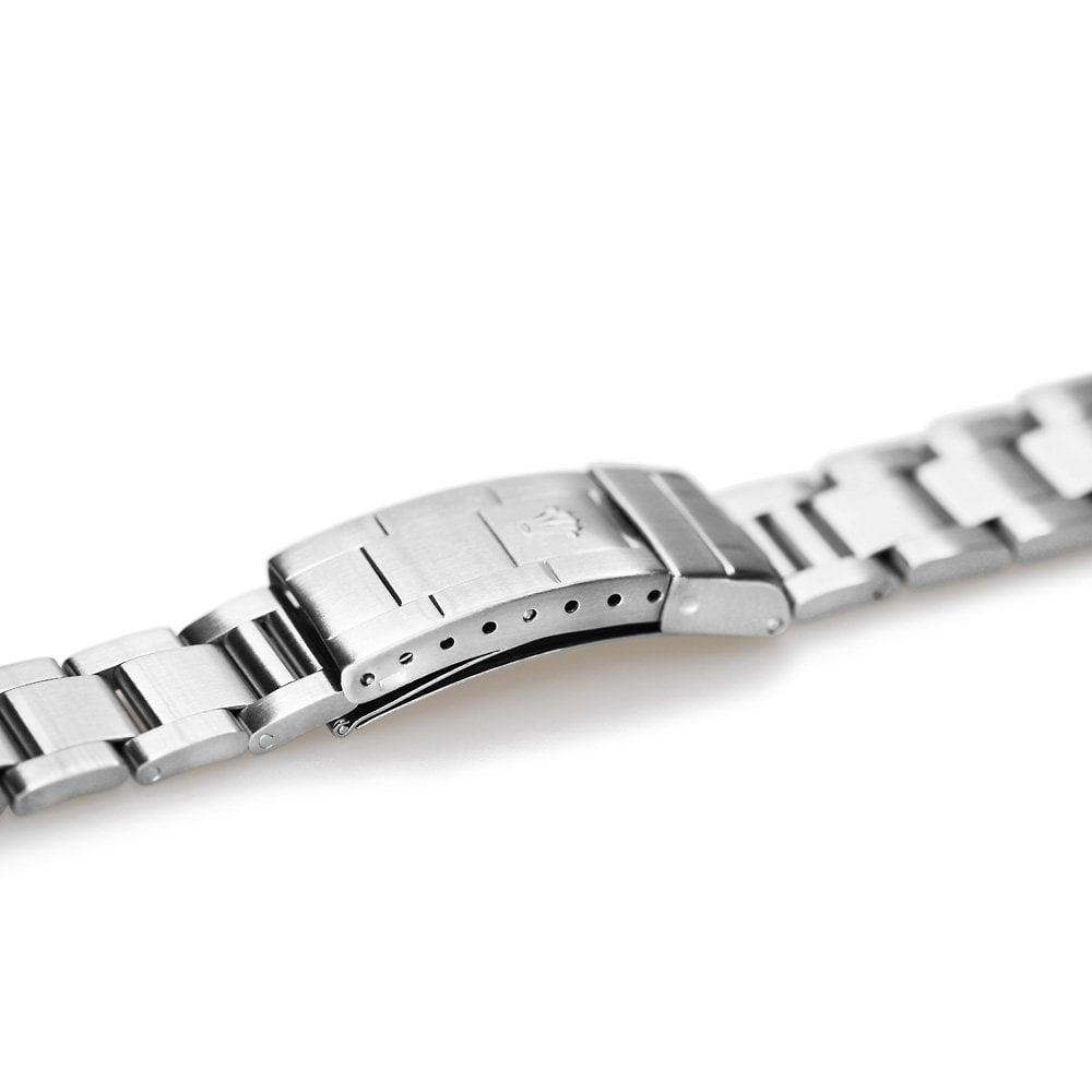 Oyster Stainless Steel Bracelet