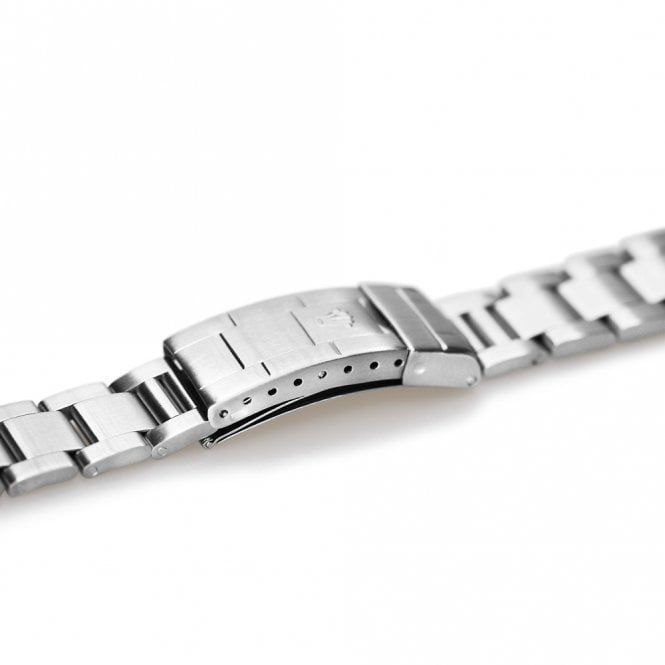 Rolex Oyster Stainless Steel Bracelet