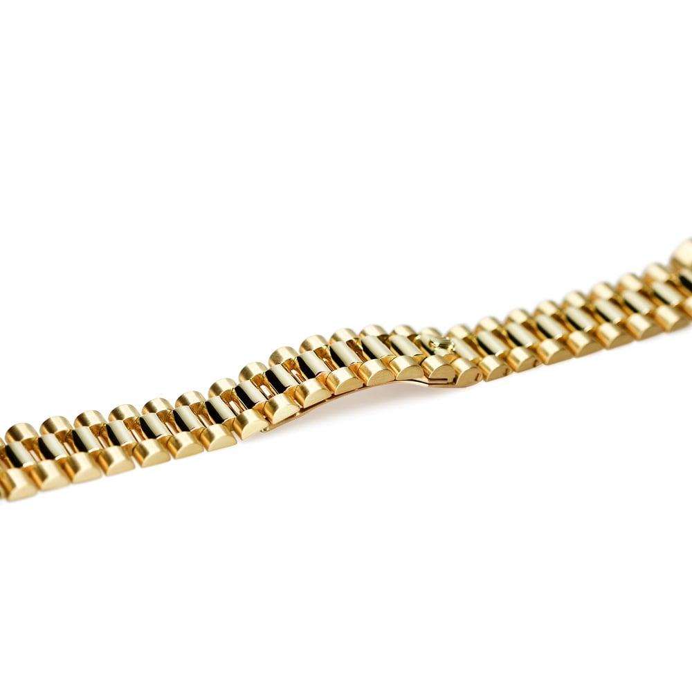 President Bracelet 8383 for DayDate 18038