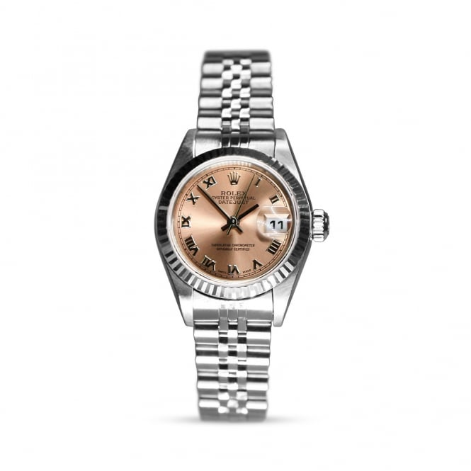 Rolex Steel Datejust 69174