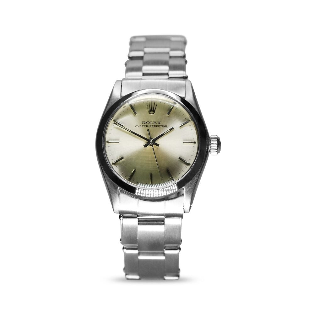 oyster perpetual amsterdam midsize shop watches mid vintage rolex side size
