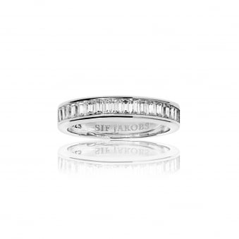 Sif Jakobs Corte Baguette Ring
