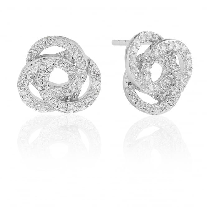 Sif Jakobs Otranto Earrings with White Zirconia