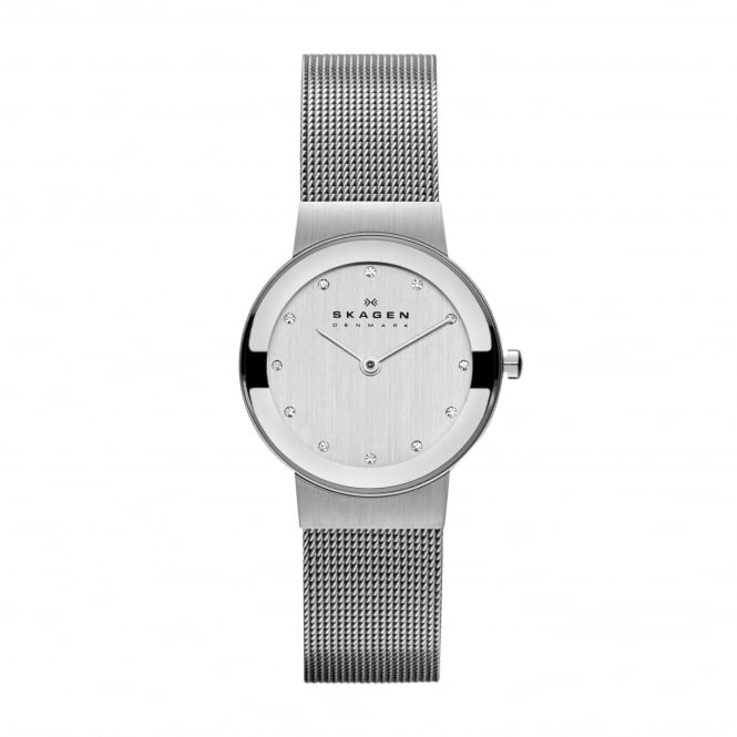 Skagen Freja Ladies Steel Mesh Strap Watch