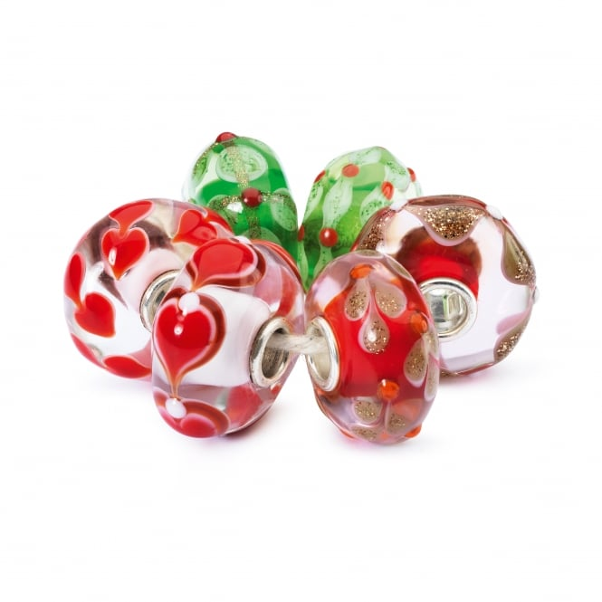Trollbeads Wishes and Kisses Kit