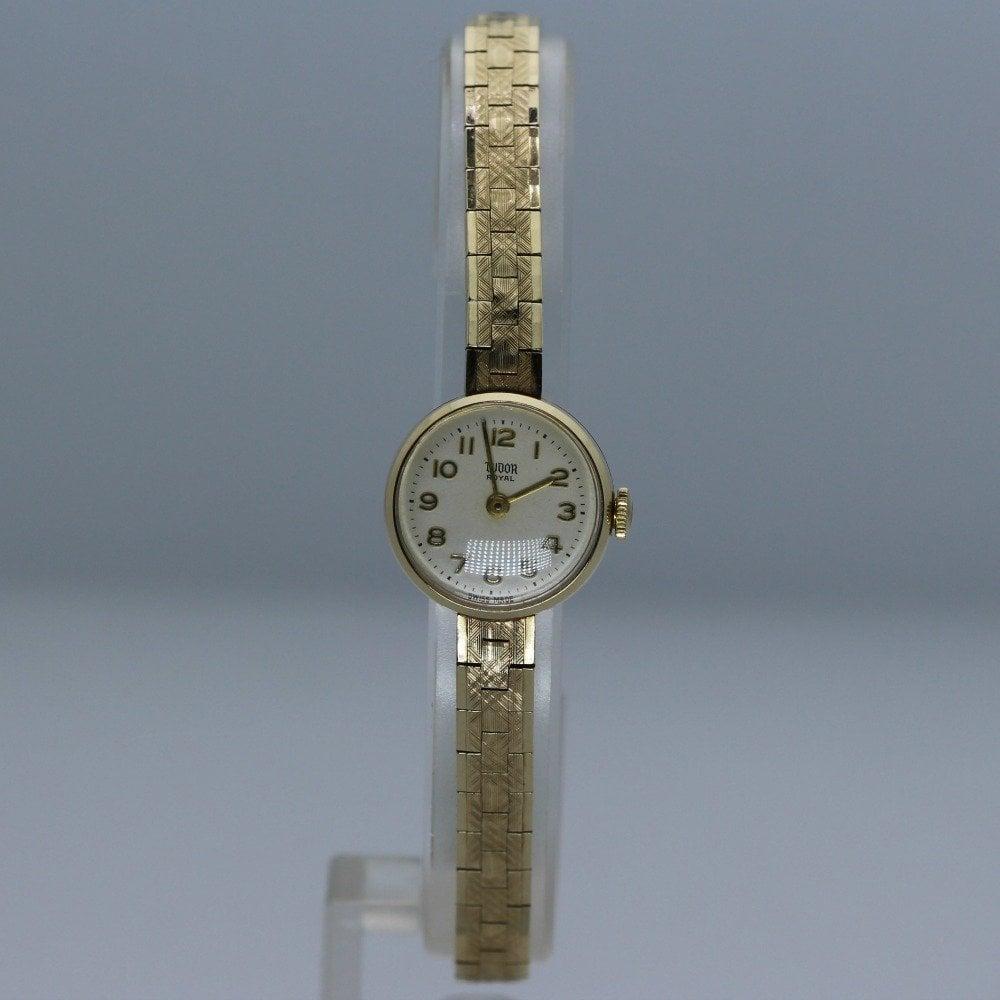 Tudor Vintage Manual 9ct Gold Ladies Watch 1509